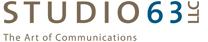 Studio 63, LLC Logo