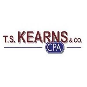 T. S. Kearns & Co., CPA Logo