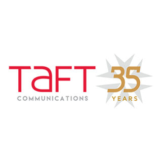 Taft Communications Logo