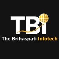 The Brihaspati Infotech Pvt. Ltd. Logo