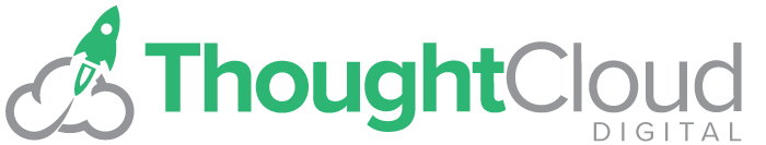 ThoughtCloud Digital Logo