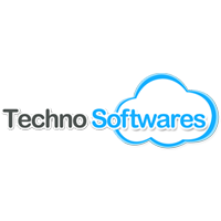 Techno Softwares Logo