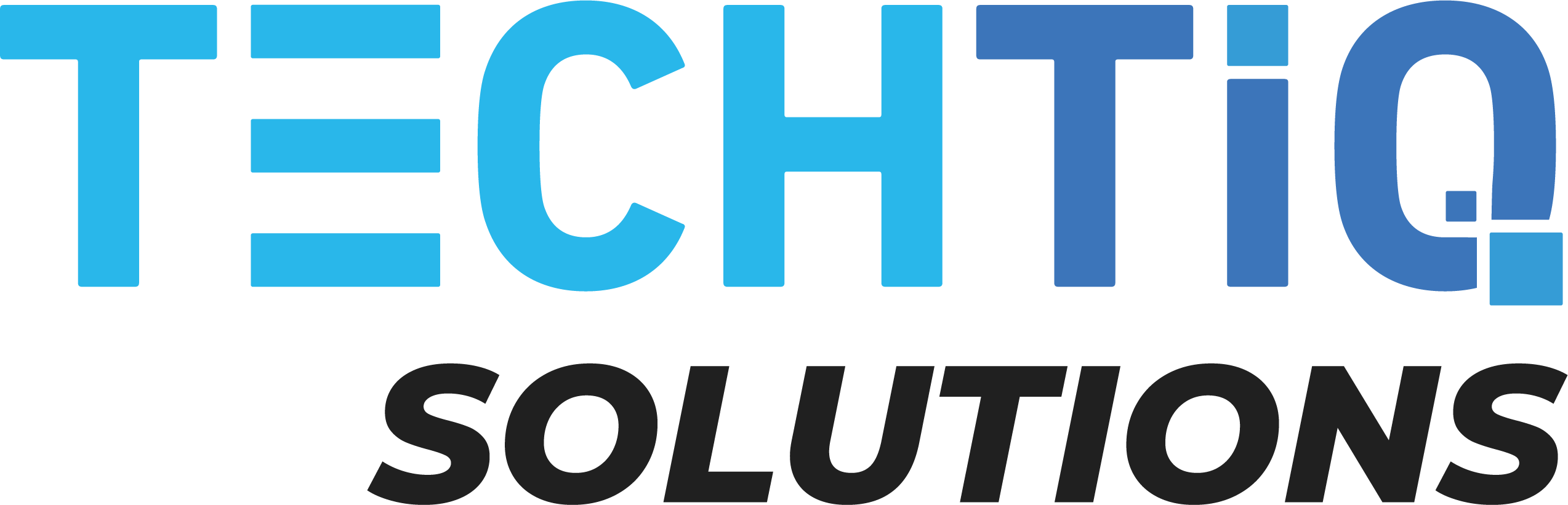 Techtiq Solutions Logo