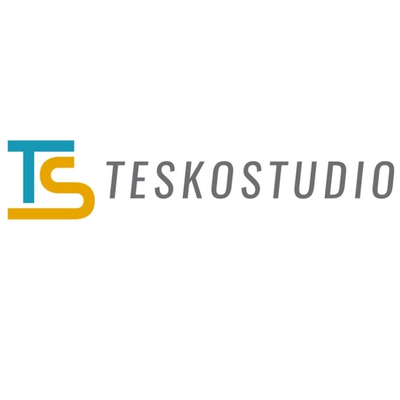Teskostudio IT Support Logo