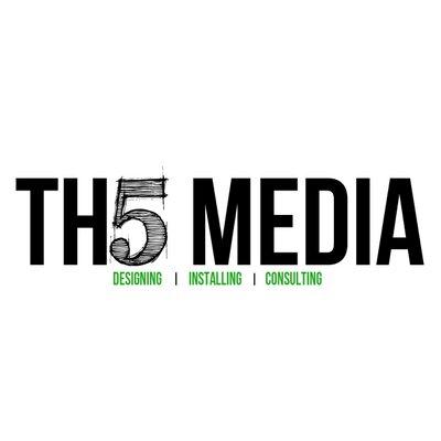 TH5 Media logo