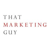 That Marketing Guy Logo