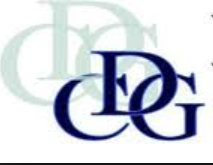 The DICKENS Consulting Group (DCG) Logo