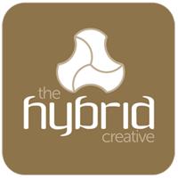 The Hybrid Creative Logo