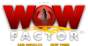 The WOW Factor Logo