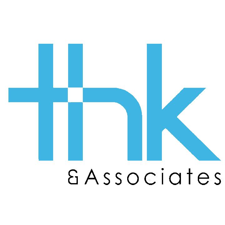 THK & Associates Logo
