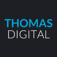 Thomas Digital Web Design Logo
