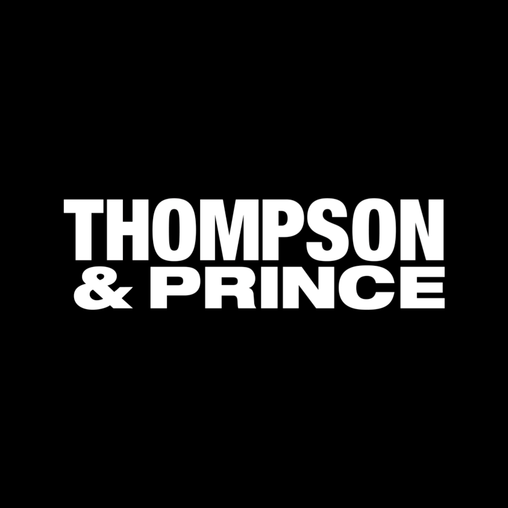 Thompson & Prince Logo