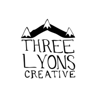Three Lyons Creative Logo