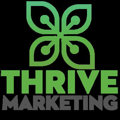 Thrive Marketing Agency Logo