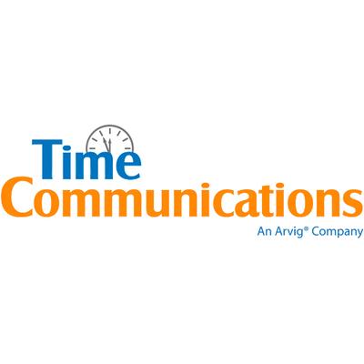 Time Communications Logo