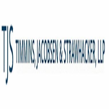 Timmins, Jacobsen & Strawhacker logo