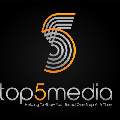 Top 5 Media Group, LLC Logo