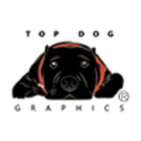 Top Dog Graphic Design Logo