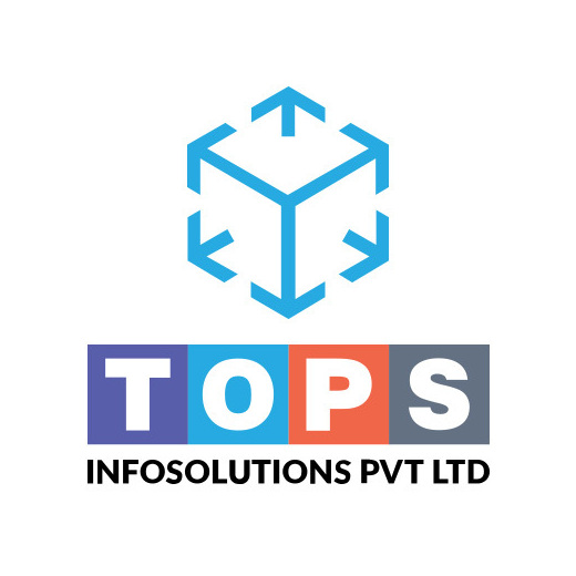 TOPS Infosolutions Pvt. Ltd. Logo