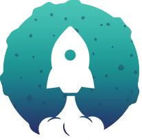 To The Moon Media Logo