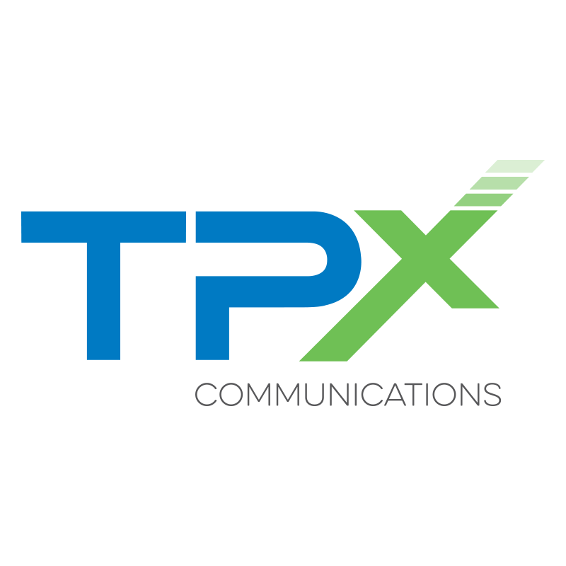 TPX Communications (Formerly DCSI) Logo