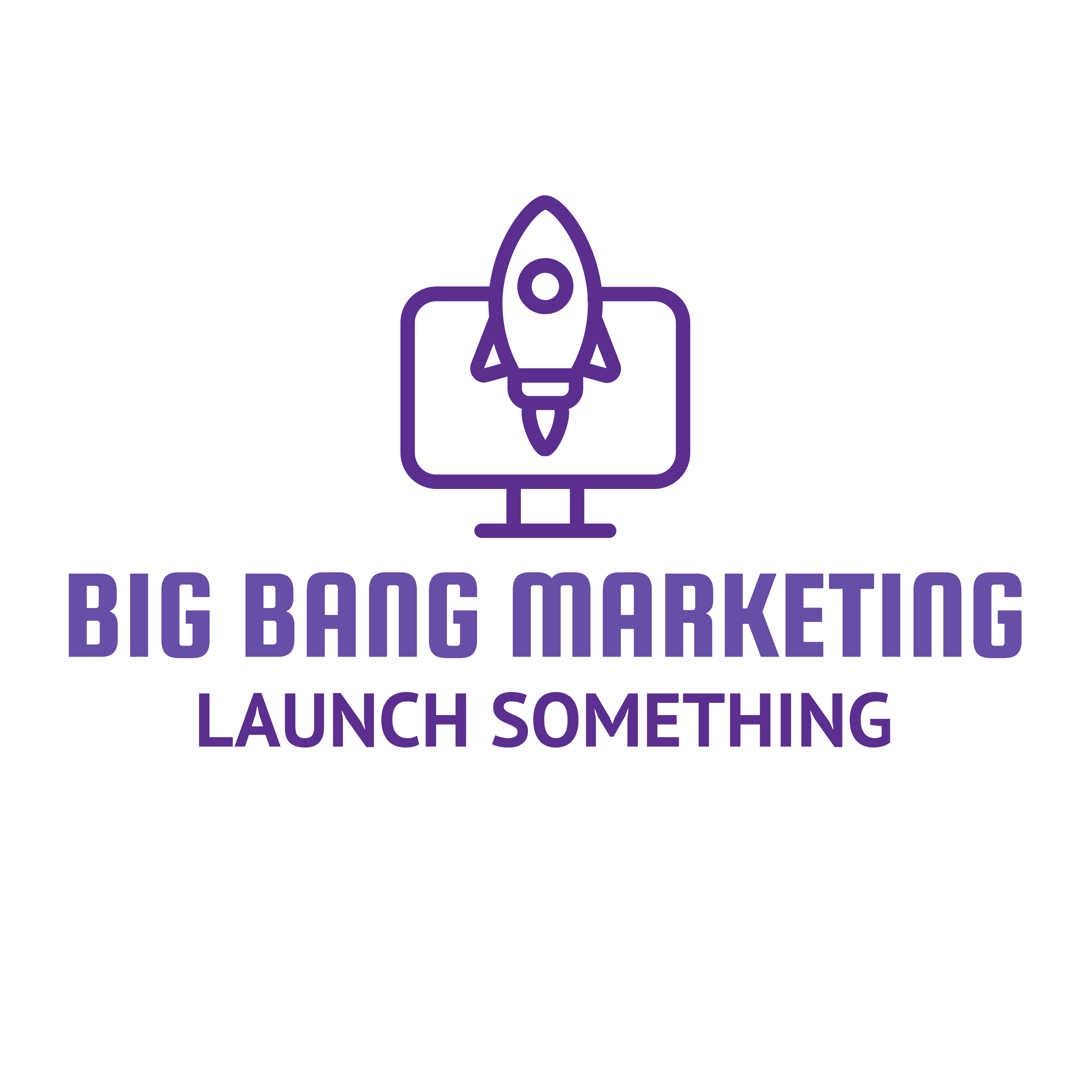 Big Bang Marketing Logo