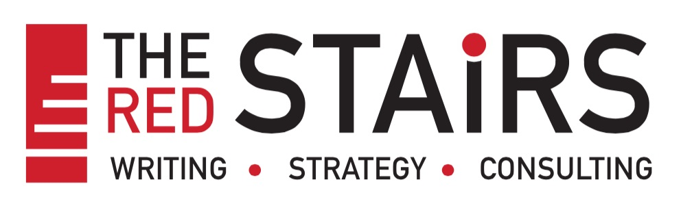 The Red Stairs Logo