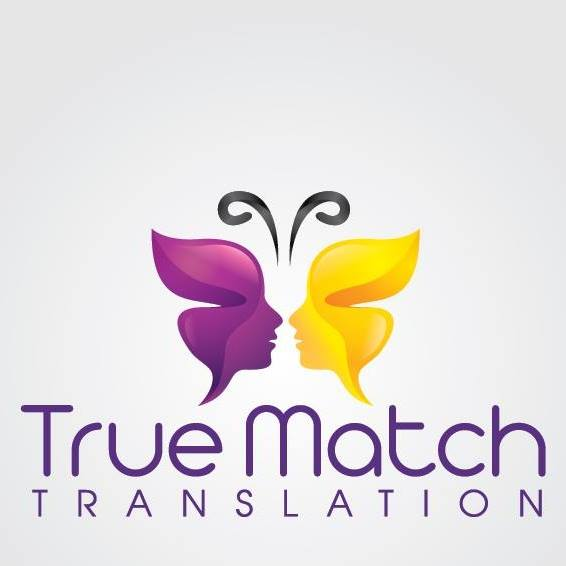 TrueMatch Translation Logo