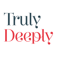 Truly Deeply Logo