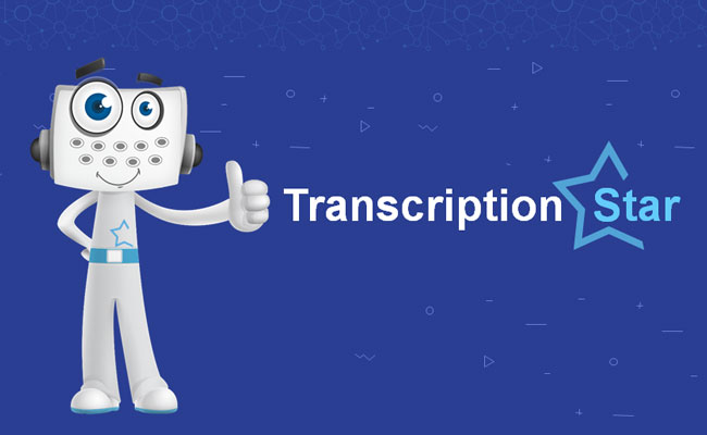 TranscriptionStar Logo