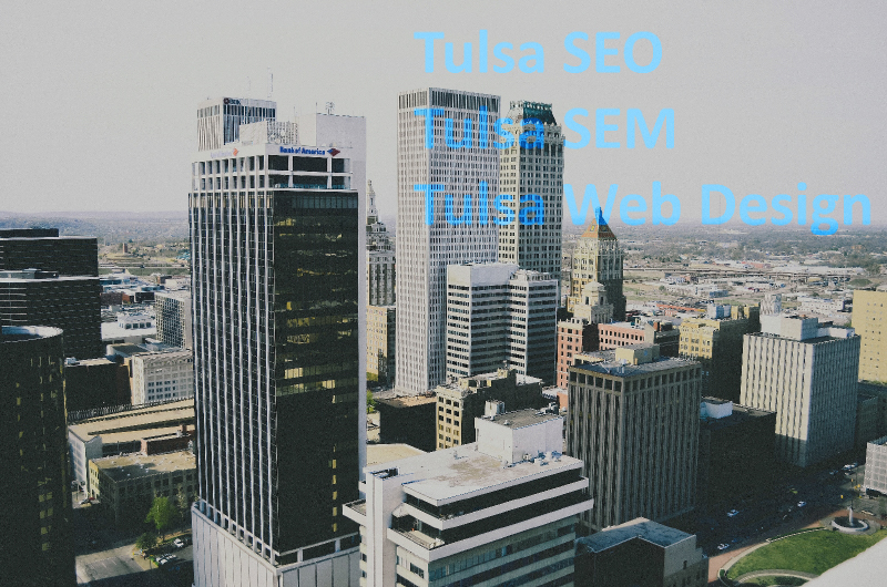 Tulsa Web Design and Tulsa SEO Logo