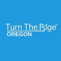 Turn The Page Oregon Logo