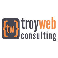 Troy Web Consulting Logo
