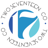 Two17 Marketing logo