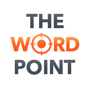The Word Point Logo