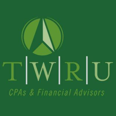 TWRU CPAs and Financial Advisors logo