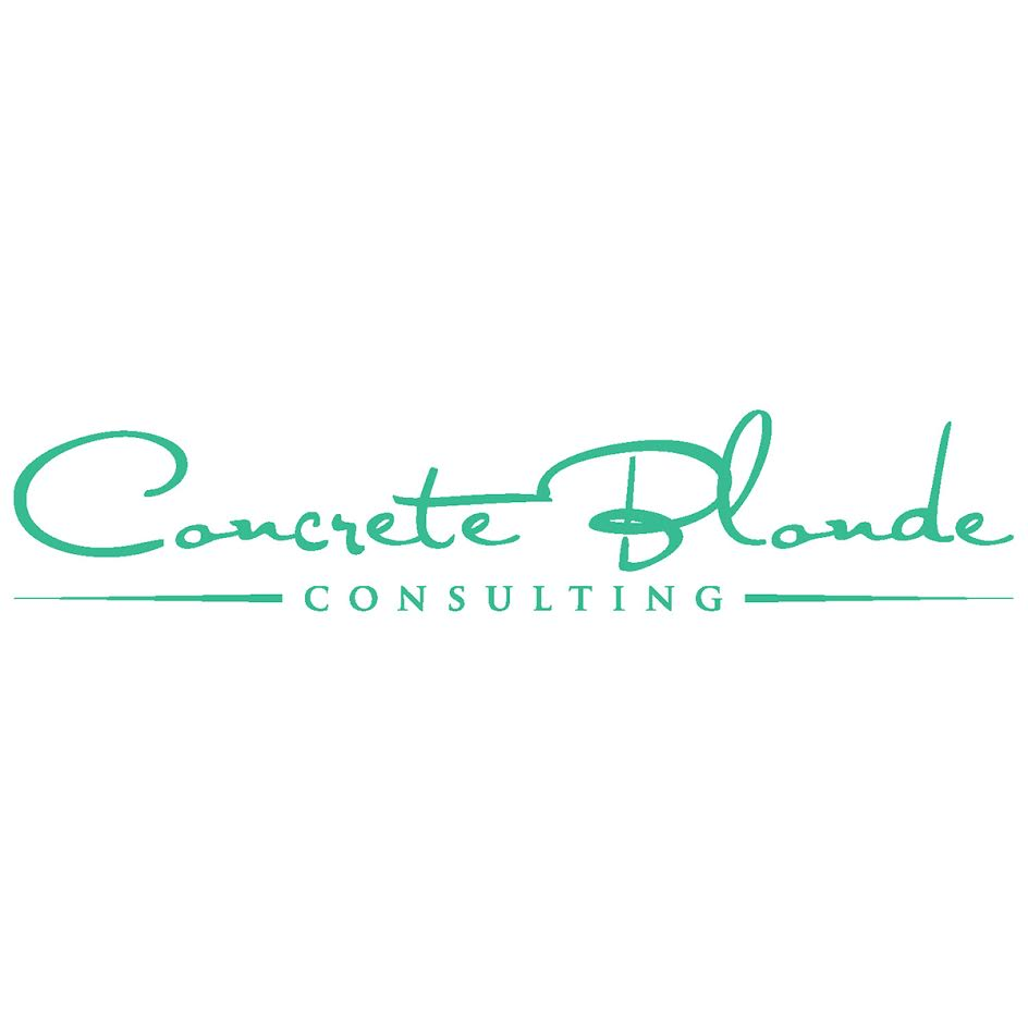 Concrete Blonde Consulting
