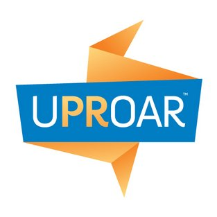 Uproar PR logo