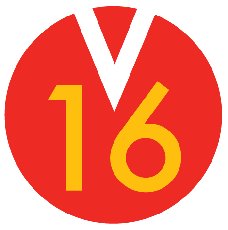 V16 - Out of Business Logo