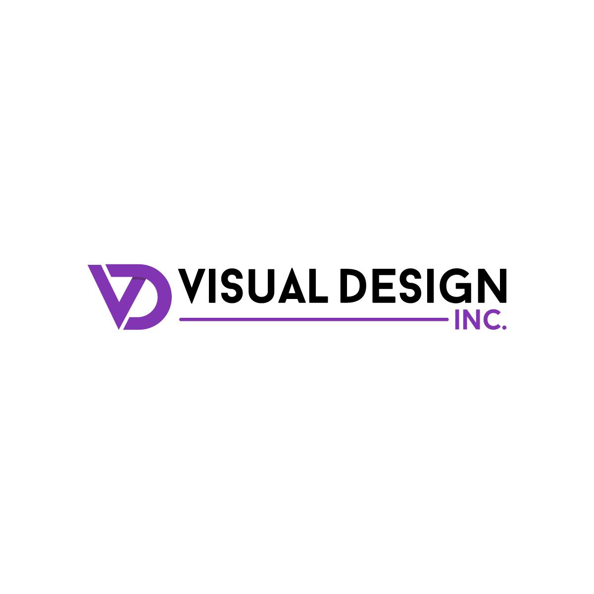 Visual Design Inc. Logo
