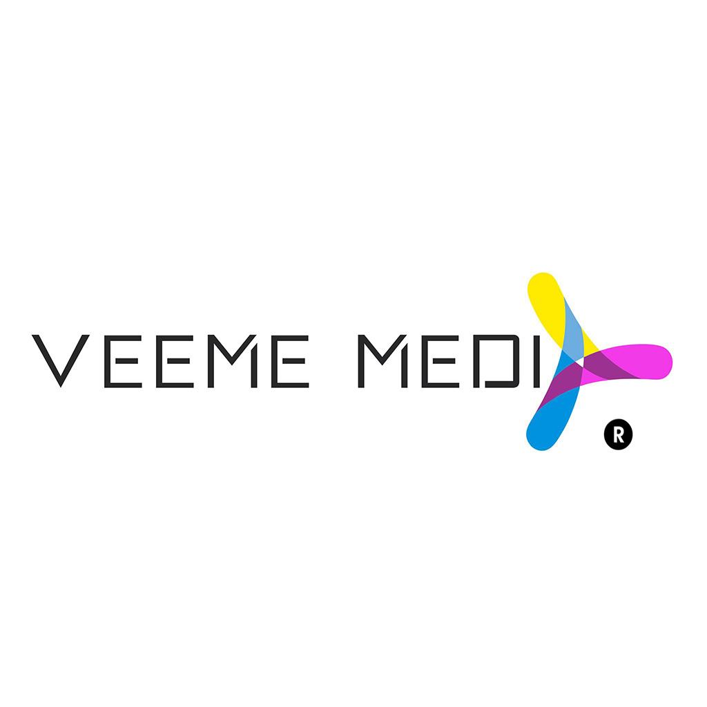 Veeme Media Marketing Agency Logo