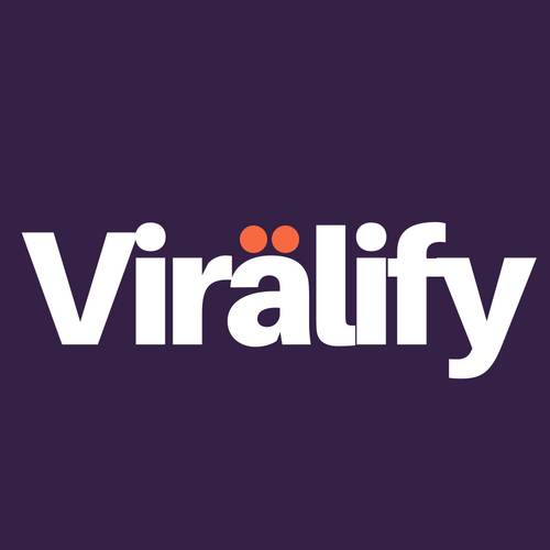 Viralify Digital Marketing Agency Logo