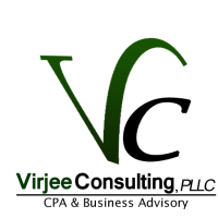 Virjee Consulting Logo