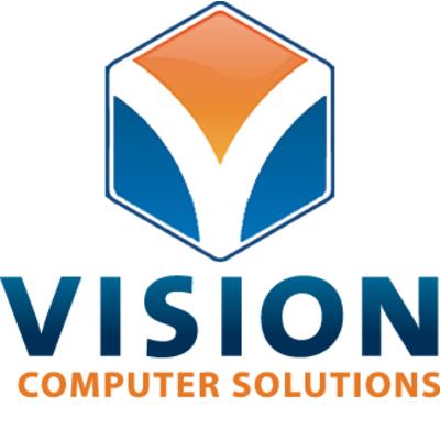 Vision Computer Solutions Logo