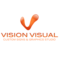 Vision Visual  Logo