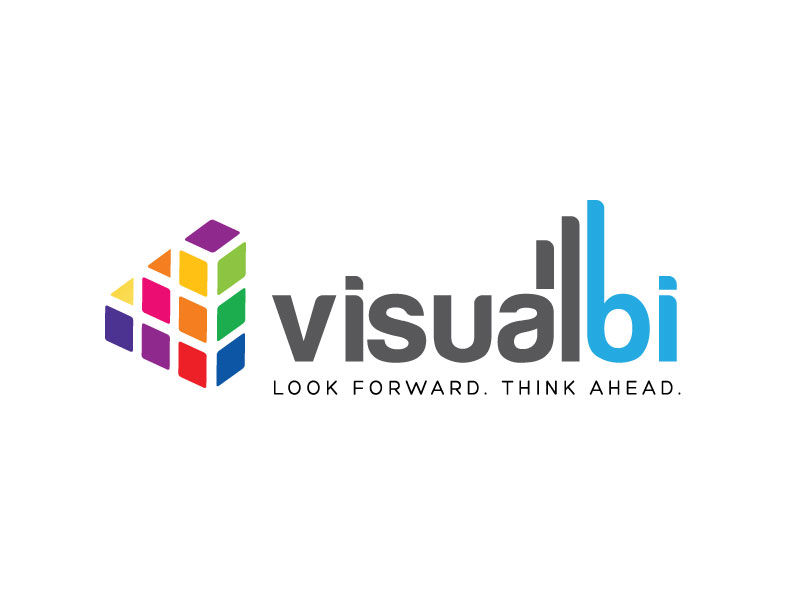 VISUAL BI SOLUTIONS Logo