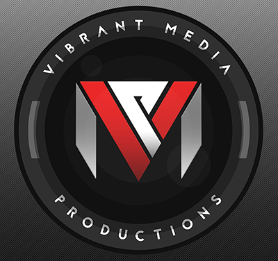 Vibrant Media Productions Logo