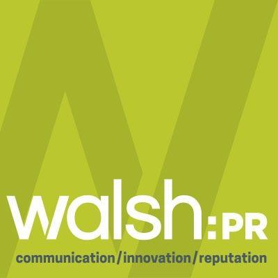 Walsh:PR Logo