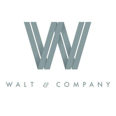 Walt & Company logo
