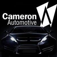 Walter F. Cameron Advertising Logo